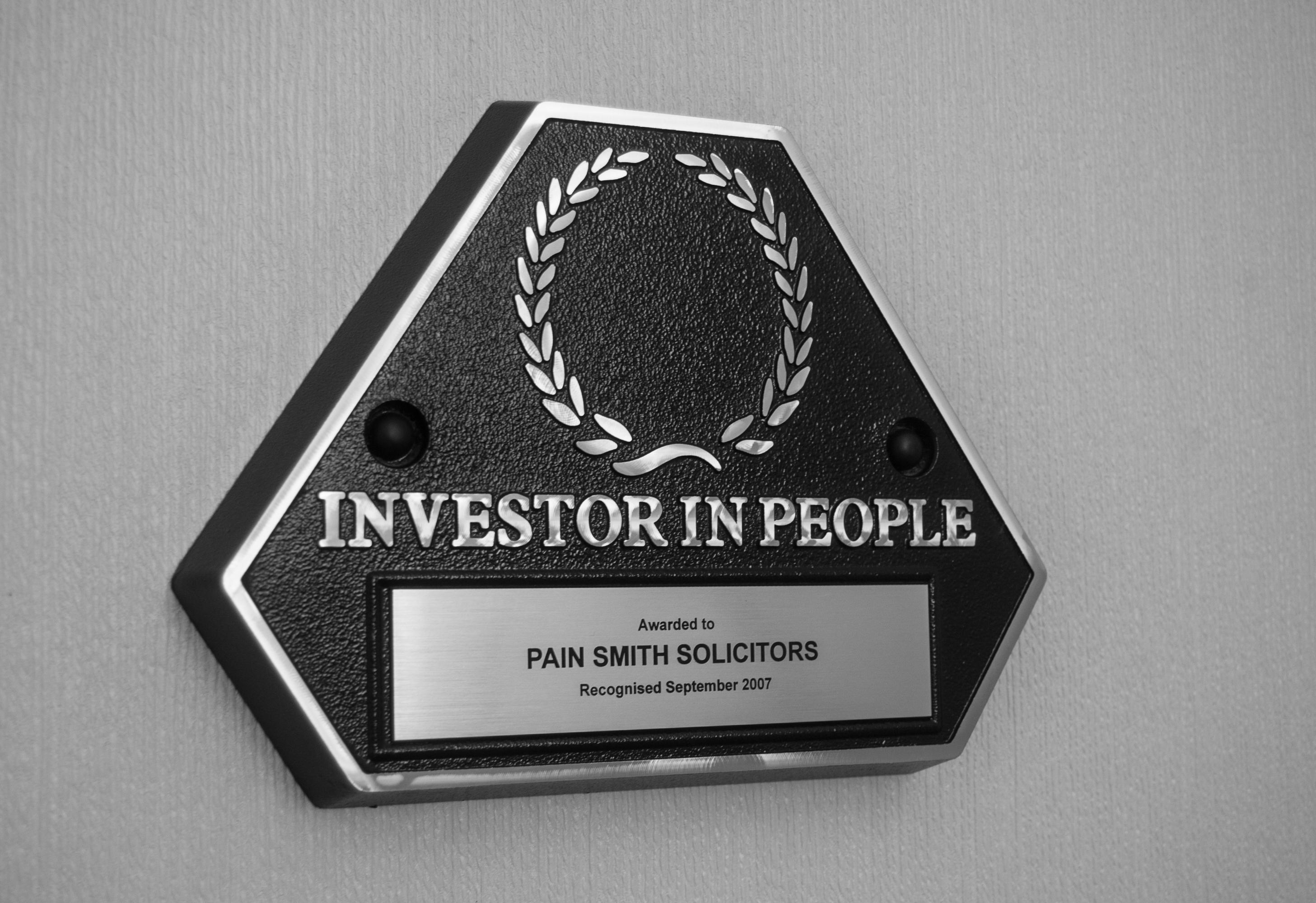 IIP plaque